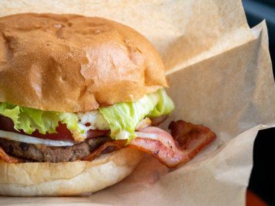 グリングリンのハンバーガー